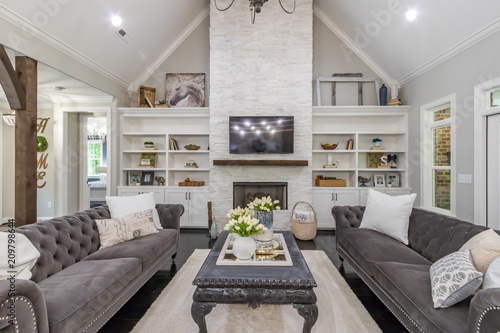 Beautiful designer southern home Fototapet