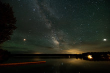 Island Park Milky Way - Buttermilk Launch