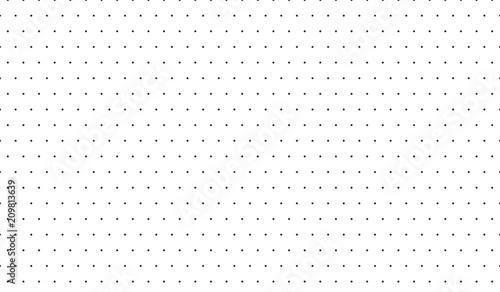 Small polka dot pattern background - 209813639
