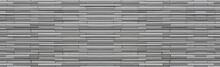Panorama Of Modern Grey Stone Wall Pattern And Background