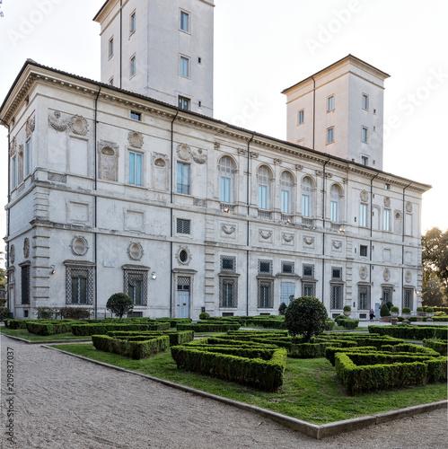 Fotografie, Obraz  Borghese Gallery, Rome