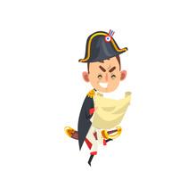 Angry Napoleon Bonaparte Carto...