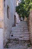 Fototapeta Na drzwi - Symi, Grecja - romantyczne uliczki