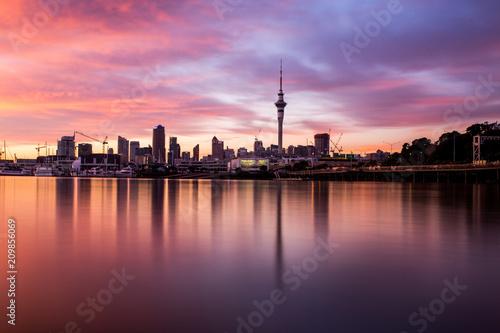 Stickers pour portes Toronto Auckland City