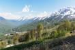 Mountains Krasnodar region height 1900 m 29 April 2018