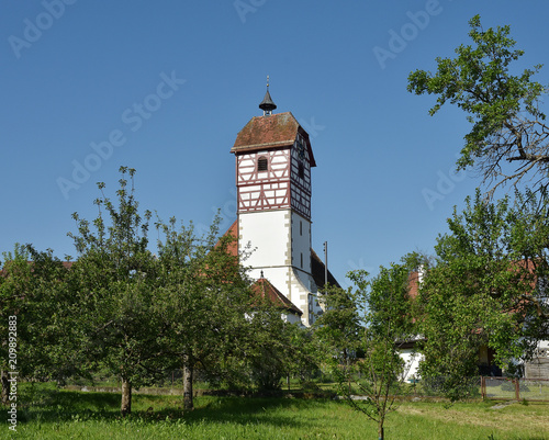 Photo Veitskirche in Nehren