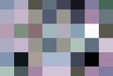 Fraktalny obraz z geometrycznym wzorem. - 209940211