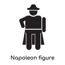 Napoleon Figure Icon Vector Si...