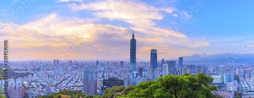 Fotografía  台湾 台北の都市風景