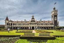 Dunedin New Zealand Railway St...