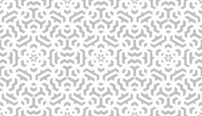 Abstract geometry pattern i...