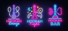 Hookah Neon Signs Collection V...