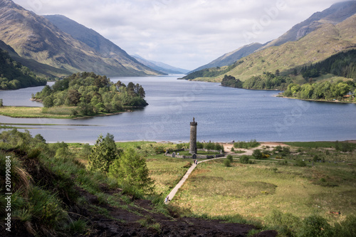 Photo Glenfinnan Monument