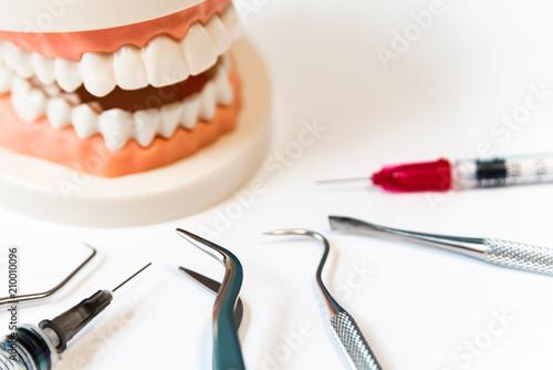 Stampa su Tela  歯医者 イメージ