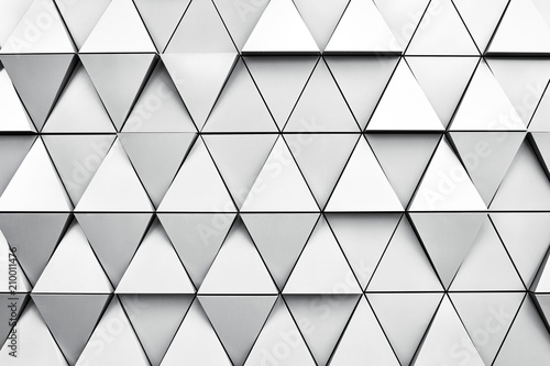 geometric-silver-background-with-rhombus-and-nodes-modern-dilver-background