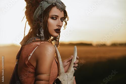 Poster Gypsy gypsy fortune teller