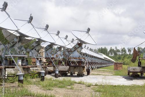 Solar Observatory in Eastern Siberia