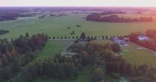 Amazing Aerial View Of Beautif...