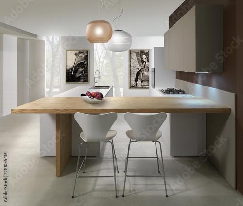 Fototapeta  Ambiente cucina
