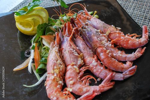 Foto op Aluminium Schaaldieren Seafood