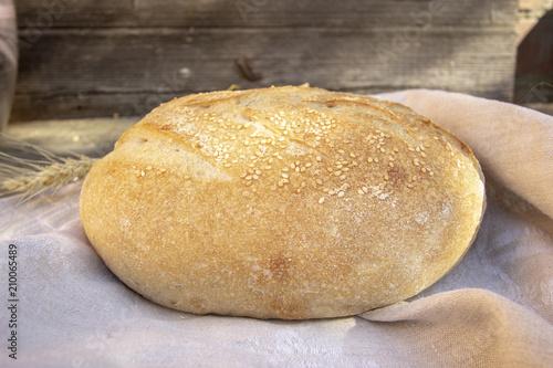 Tuinposter Brood домашний хлеб на закваске