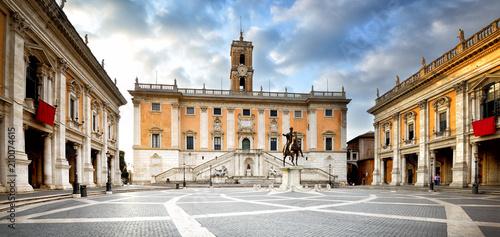 Zdjęcie XXL Capitol Square, Rome