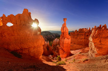 Thor's Hammer In Bryce Canyon ...