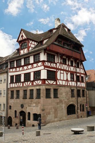 historische Altstadt Nürnberg - Albrecht-Dürer-Haus – kaufen ...