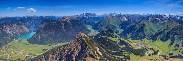 Thaneller, Lechtaler Alpen, Österreich