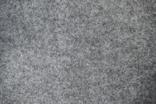 Dark Grey Felt Texture Background