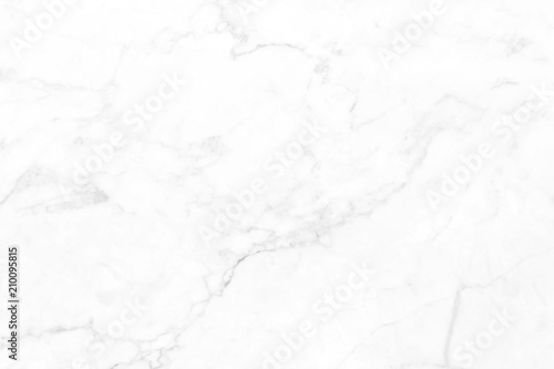 fototapeta na szkło White marble pattern texture for background. for work or design.