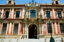 Archbishop's Palace - Seville ...