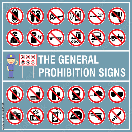 use of signs and symbols