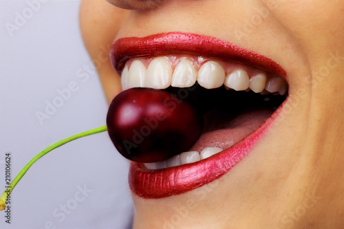 dental photography, laminate veneers, smile Poster