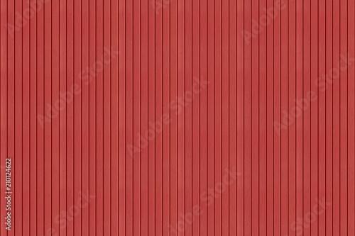 Valokuvatapetti fond texture planches verticales 01 rouge