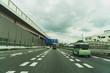 freeway in Aichi, Japan