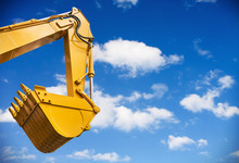 Construction Bucket, Tractor, ...