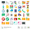 Web and apps icons