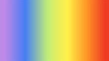 Rainbow Gradient Color Backgro...