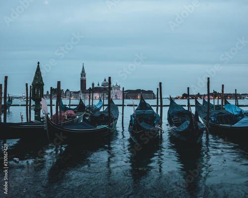 Foto op Plexiglas Venetie Streets and Canals, Venice Italy