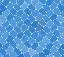 Mosaic Pattern Background. Bri...
