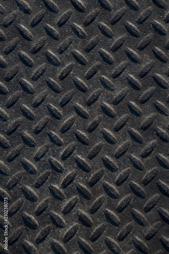 Grunge Wallpaper Industrial Checker Plate Background Texture With