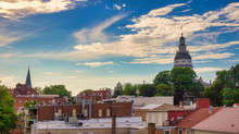 Annapolis Maryland State House...