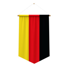 Germany Flag Cloth Hanging Ban...