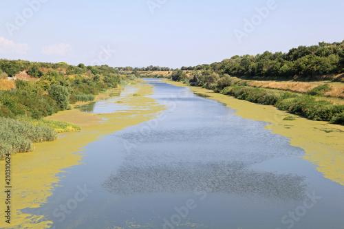 Foto op Plexiglas Kanaal Canal