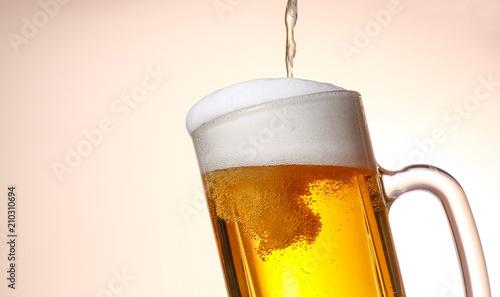 Deurstickers Bier / Cider 生ビール