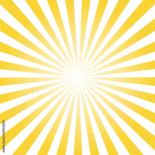 Fototapeta Abstract rays back obraz na płótnie