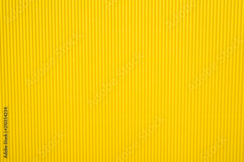 background of colored corrugated cardboard Canvas