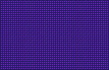 Purple Black Woven Basketweave Abstract Background. Repeated Braiding Of Horizontal And Vertical Stripes Creates A Basket Weave Pattern With A Purple Background & Black Strands Of Various Widths.