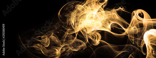 Printed kitchen splashbacks Smoke Smoke background